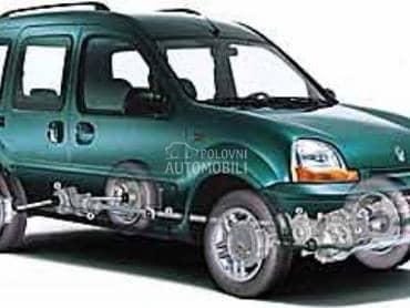 Kardan za Renault Kangoo