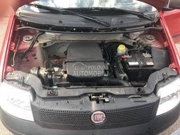 Motor za Fiat Panda od 2003. do 2011. god.