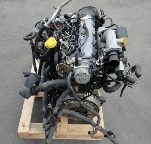 Motor 1.9 DCI 88kw 96kw