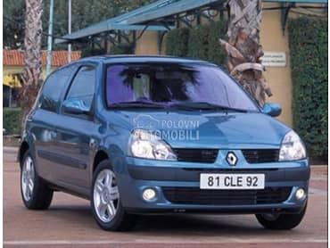 Motor 1.5 DCI 60 kW za Renault Clio, Kangoo, Megane ...