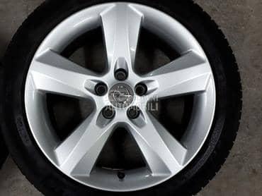 "Aluminijumske felne Opel Original 17"" 5 x 110"