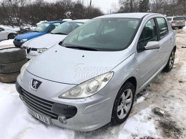 Peugeot 307 2007. god. - kompletan auto u delovima