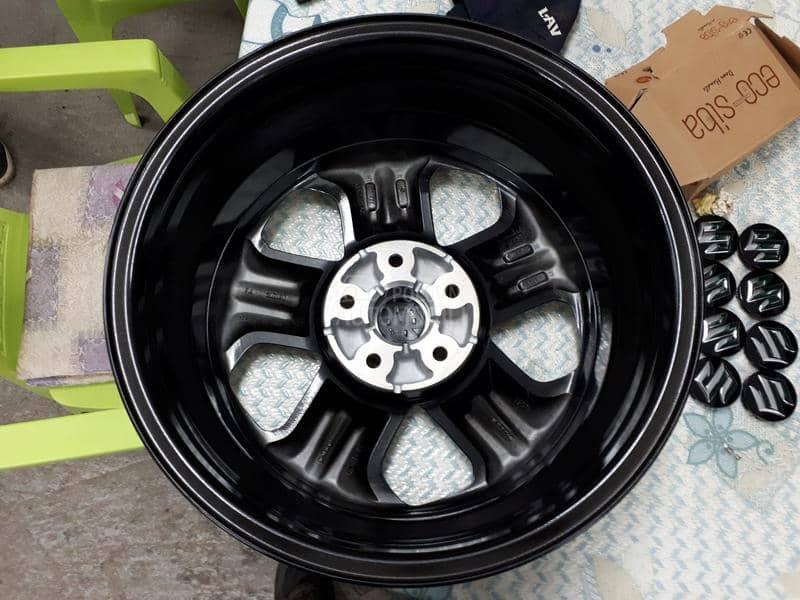 """Aluminijumske felne Suzuki Orig. NOVE 17"""" 5 x 114.3"""