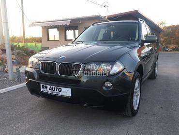 BMW X3 2.0D TIP T O P