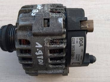 Alternator za Volkswagen Passat B5.5 od 2000. do 2005. god.