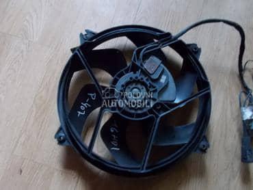 Ventilator za Peugeot 206, 207, 306 ...
