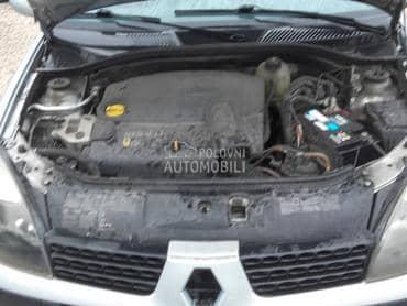 Motor 1.5 DCI za Renault Clio od 2001. do 2006. god.