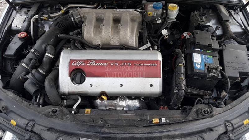 Alfa Romeo Ostalo - kompletan auto u delovima