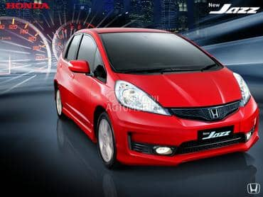 Sigurnost i bezbednost za Honda Jazz od 2002. do 2008. god.