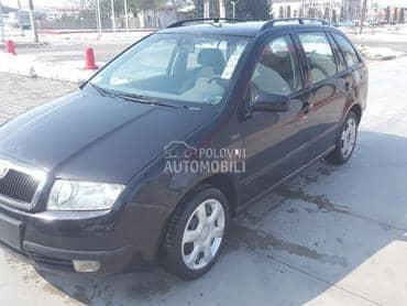 Škoda Fabia 1.4tdi