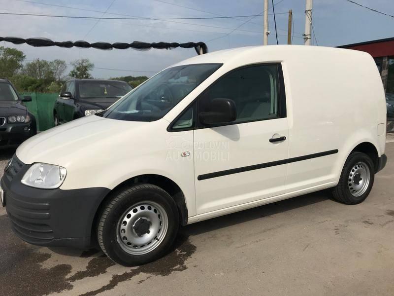 Volkswagen Caddy 2.0 SDI TIP T O P