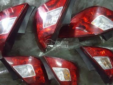 Stop svetla za Opel Corsa D