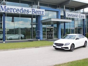 Mercedes Benz E 220 Specijalna ponuda