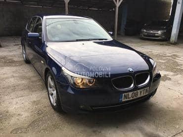 BMW 520 2008. god. - kompletan auto u delovima
