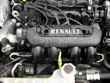 Motor 1.2 za Renault Clio, Kangoo, Twingo