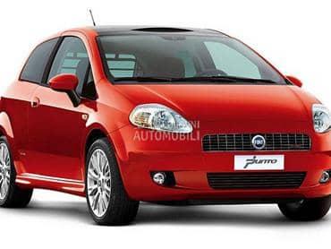 Dizne za Fiat Doblo, Fiorino, Grande Punto ... od 2003. do 2012. god.