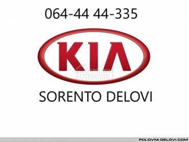 Posuda za vodu za Kia Sorento od 2002. do 2006. god.