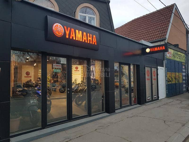 Yamaha TRACER 900 NOVO