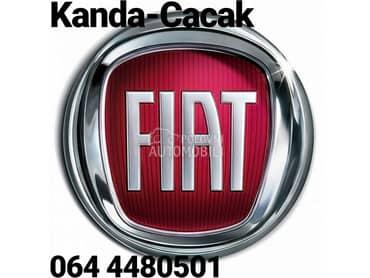 Dizne za Fiat Fiorino, Grande Punto, Idea ... od 2001. do 2012. god.