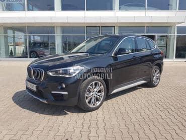 BMW X1 1.8d sDrive