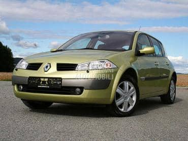 Motor 60 kW za Renault Megane
