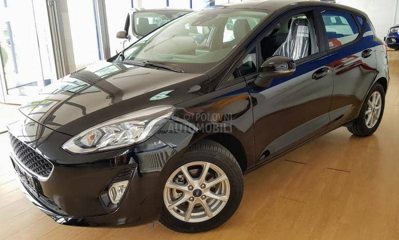 Ford Fiesta 1.1  85 hp Business
