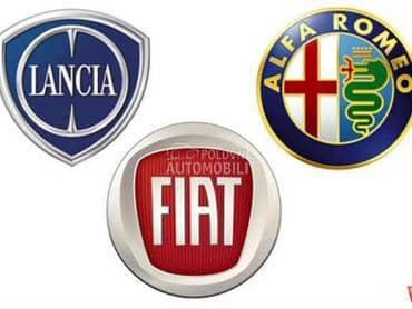 Turbine 85 i 103 kw za Alfa Romeo 147, 156, 156 Crosswagon ... od 2001. do 2012. god.