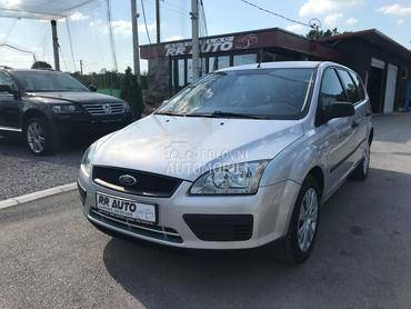 Ford Focus 1.6TDCI T O P