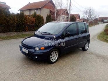 Dizne za Fiat Multipla od 2000. do 2007. god.