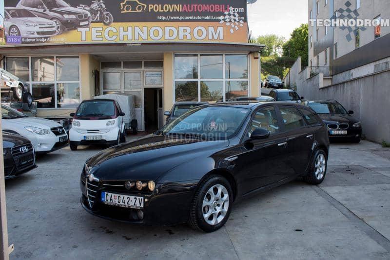 Alfa Romeo 159 1.9 MJET