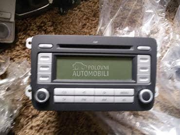 radio za Volkswagen Buba, Caddy, Golf 5 ... od 2004. do 2010. god.