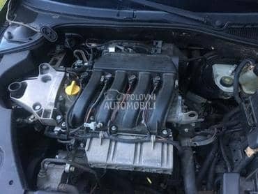 Motor za Renault Laguna, Megane, Scenic