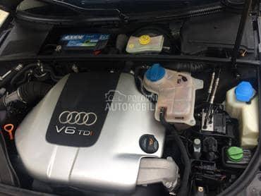 Motori 2.5 TDI za Audi A4, A6