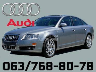 Glavcina za Audi A6 od 2005. do 2011. god.