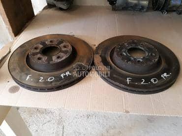 Diskovi za Ford Focus od 2004. do 2011. god.