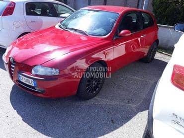 Hauba za Alfa Romeo 147 od 2001. do 2004. god.