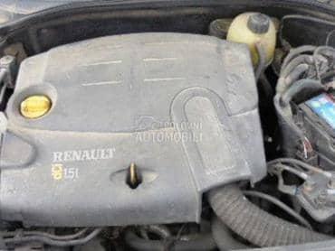 Motori 1.5 DCI za Renault Clio od 2002. do 2008. god.