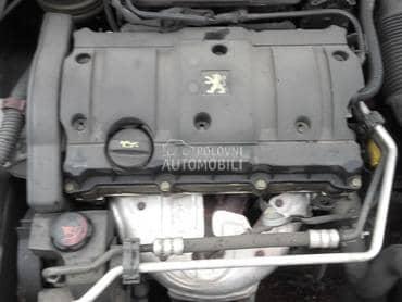 Motor 1.6 za Peugeot 206, 307 od 2001. do 2005. god.