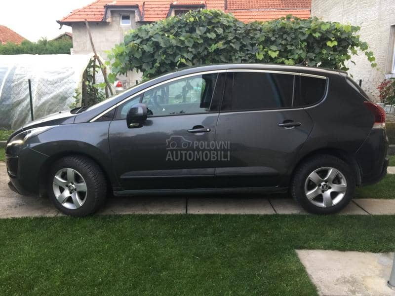 Peugeot 3008 1.6HDi business pack