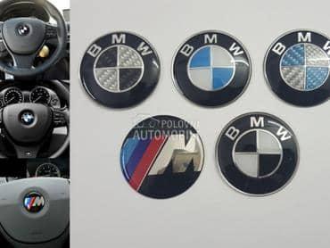 Znakovi za volan za BMW
