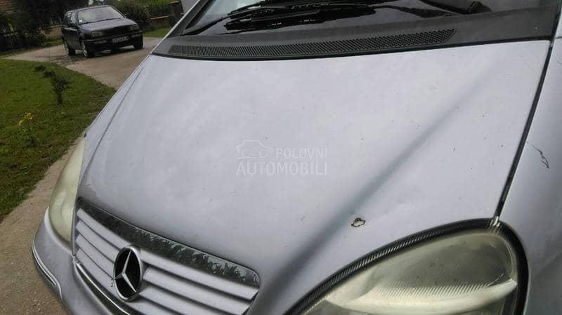 Mercedes Benz A 170 1998. god. -  kompletan auto u delovima