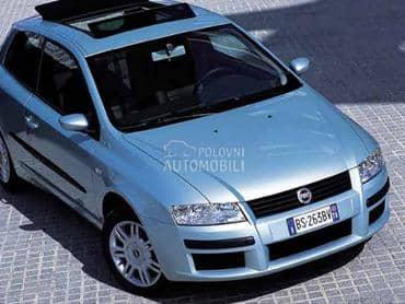 Sva stalla za Fiat Stilo od 2001. do 2007. god.