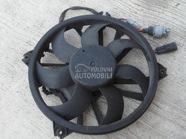 ventilator sa elektronikom za Citroen C5, Xsara Picasso od 2004. do 2007. god.