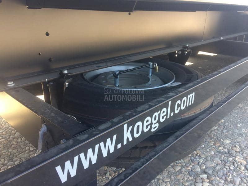 Kögel Cargo sa stranicama