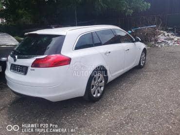 Opel Insignia 2009. god. - kompletan auto u delovima