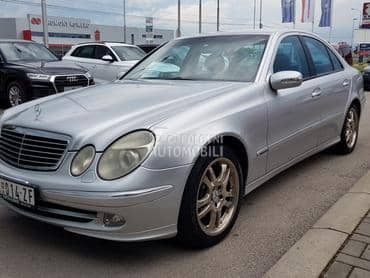 Mercedes Benz E 320 CDI Avantgarde
