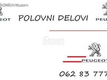 Dizne za Peugeot 107, 206, 207 ... od 1998. do 2015. god.
