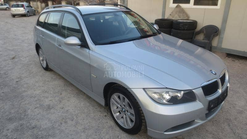 BMW 318 d NOVO