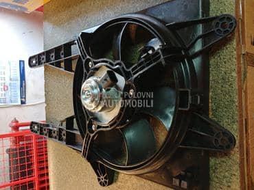 Motor hladnjaka Punto 1 za Fiat Punto