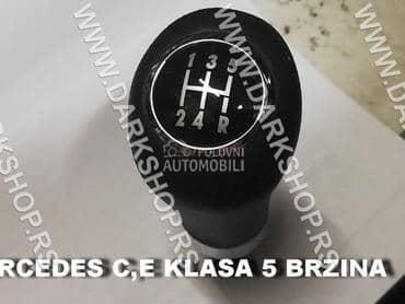 Ručica menjača za Mercedes Benz C 180, C 200, C 220 ...